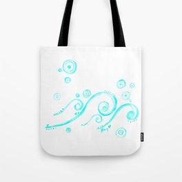 Element: Ocean Tote Bag