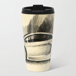Aventador Sketch Travel Mug