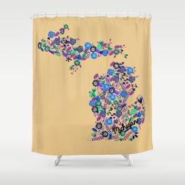 Beauty in Michigan Shower Curtain