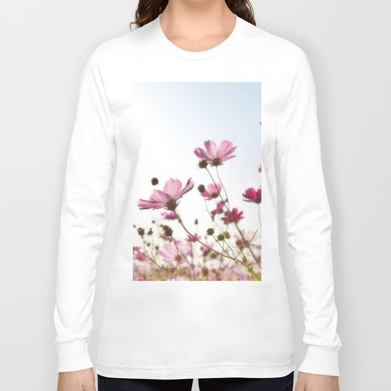 Plants flower Long Sleeve T-shirt