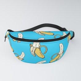 Banana Pattern Fanny Pack