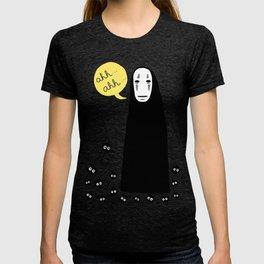 Spirited Away No Face Ahh..Ahh... T-shirt