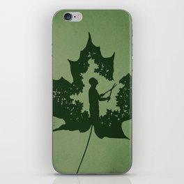 A New Leaf iPhone Skin