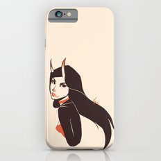 Pretty lady I saw on the street iPhone 6s Slim Case