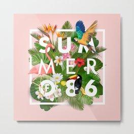 SUMMER of 86 Metal Print