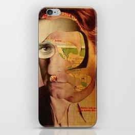 Michael D5 iPhone Skin