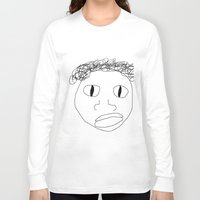 stanley kubrick Long Sleeve T-shirts featuring Stanley by Childish Gavino