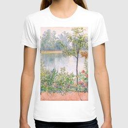 Karin By The Shore - Carl Larsson T-shirt