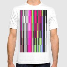 T.M.B.I.A.M.S 2012 SWATCH 4 Mens Fitted Tee MEDIUM White