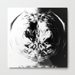 Daily Design 20 - Widow's Widow Metal Print