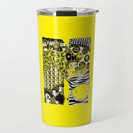 N – Punk Travel Mug
