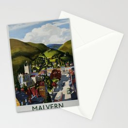 Classic Malvern Stationery Cards