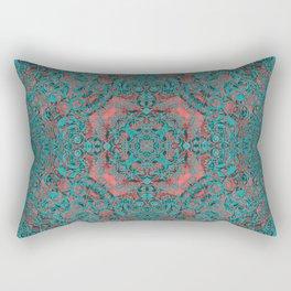 magic mandala 34 #mandala #magic #decor Rectangular Pillow