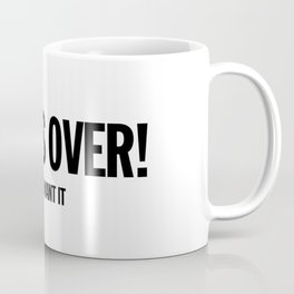 War Is Over - If You Want It -  John Lenon & Yoko Ono Poster Coffee Mug