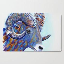 Big Horned Sheep Cutting Board