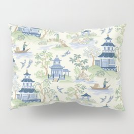 Chinoiserie Pillow Sham