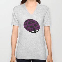 LadyBirds Design Unisex V-Neck