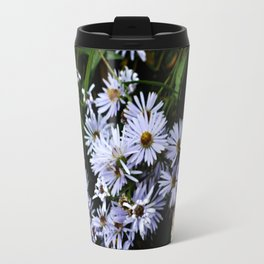 Wild Flowers and Trees Travel Mug