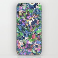 Flower Explosion iPhone & iPod Skin