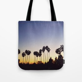 California Sunsets Tote Bag