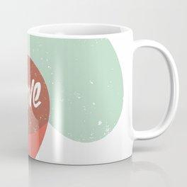 Two lovely hearts Coffee Mug
