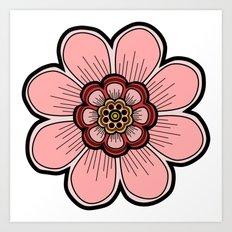 Flower 05 Art Print