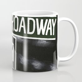 One Way to Broadway Coffee Mug