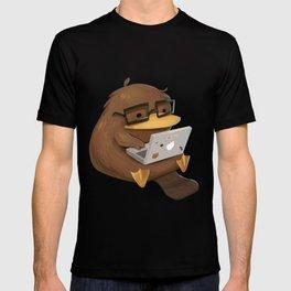 Nerdy Platypus T-shirt