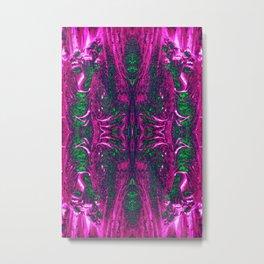 Pattern No. 64 Metal Print