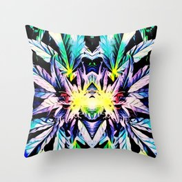 420 Love Throw Pillow