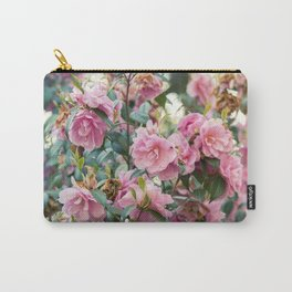 Japanese Rose Carry-All Pouch