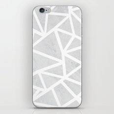 Ab Marble Zoom iPhone & iPod Skin