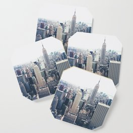 New York City and the Empire State Building Coaster