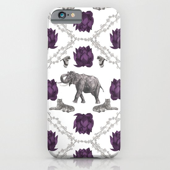 The Tale of Two Tigers iPhone & iPod Case