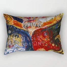 Eagle. Rising. Rectangular Pillow