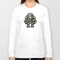 trooper Long Sleeve T-shirts featuring Trooper by HOVERFLYdesign