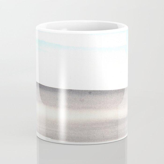 Cool as Ice |watercolour painting |minimalist watercolor Coffee Mug