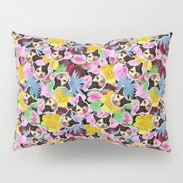 Poppie Cat Pillow Sham