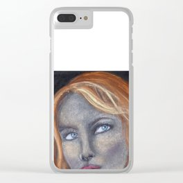 Inside Out Clear iPhone Case