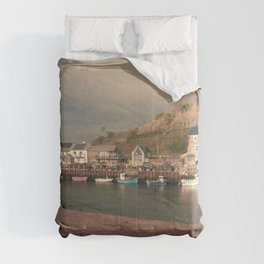 Seaton Harbour Cottages Comforters