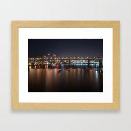 Bridgetown, Portland OR Framed Art Print