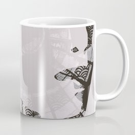 Time traveling machine in sepia for sale  Coffee Mug