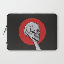 Skull Hamblet  Laptop Sleeve