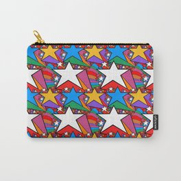 Wonderful Starburst Carry-All Pouch