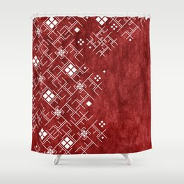 Laimdota Shower Curtain