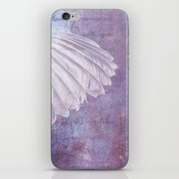 angel wings iPhone & iPod Skins featuring WINGS by INA FineArt