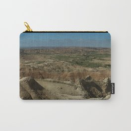 Amazing Badlands Overview Carry-All Pouch