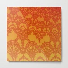 Fractal Abstract 90 Metal Print
