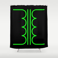 transformer Shower Curtains featuring Transformer by EEShirts