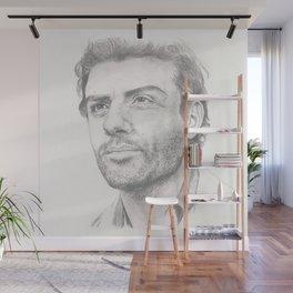 hey hey, oscar! Wall Mural